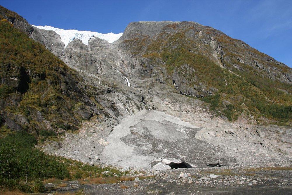 Supphellebreen Glacier 2010