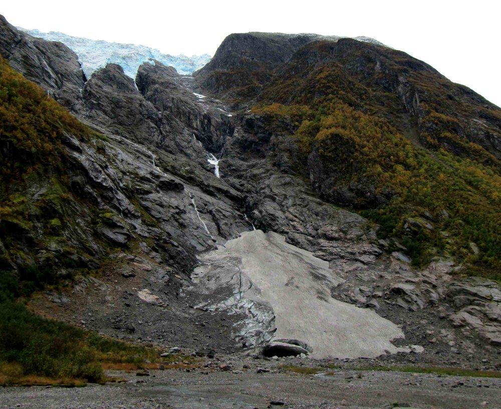 Supphellebreen Glacier 2012