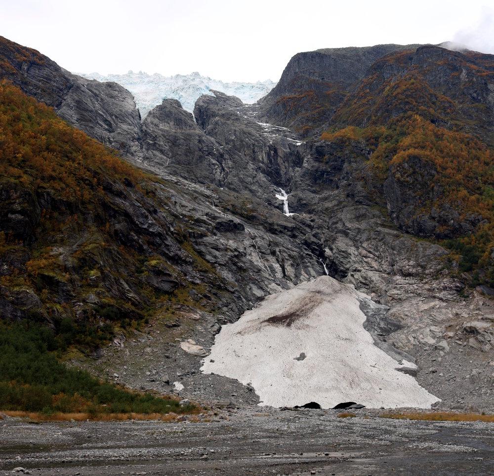 Supphellebreen Glacier 2015