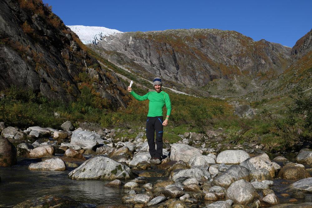 Vetle Supphellebreen Glacier 2015