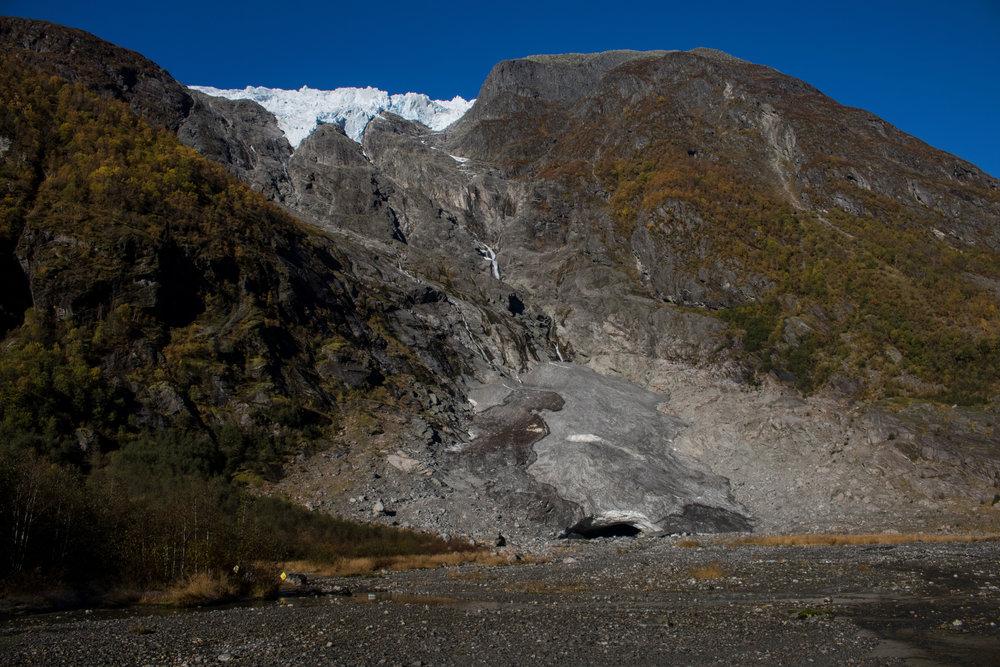 Supphellebreen Glacier 2016