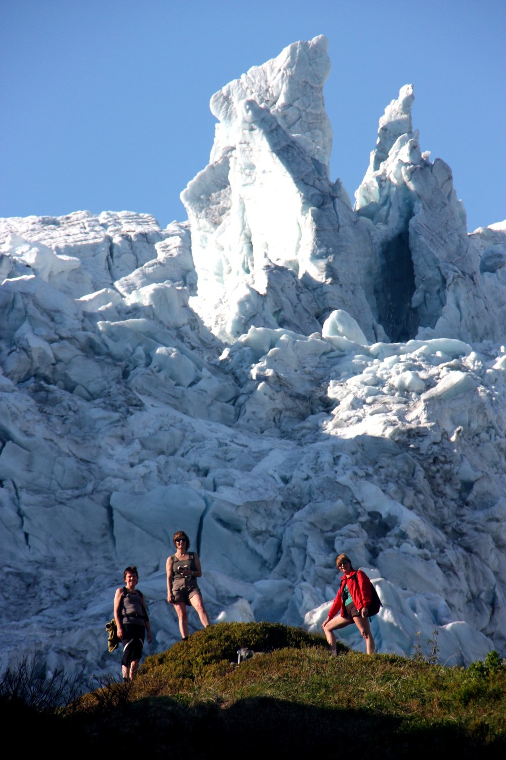 Flatbreen Icefall (Gaute D. Bøyum)