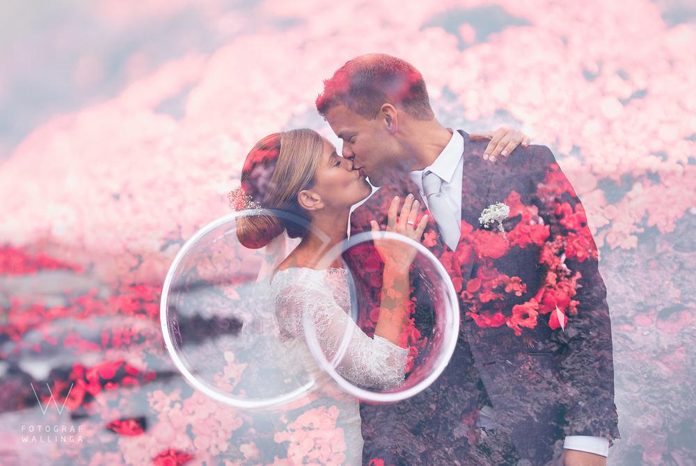 Bryllupsfotografering i Grenland av Marte og Olav