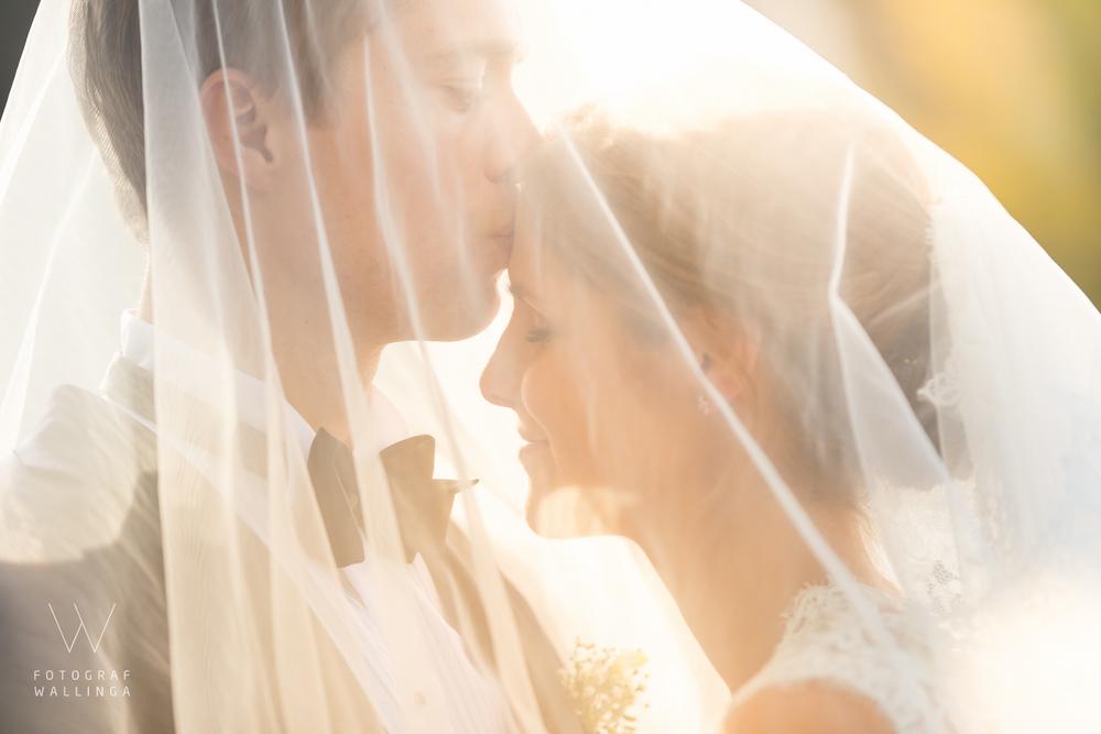 Bryllupsfotografering på Ingiærstrand bad av Stian og Betina