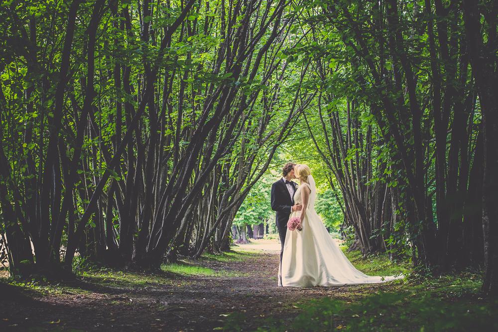 Bryllupsfotograf tilgjengelig i Oslo for bryllup
