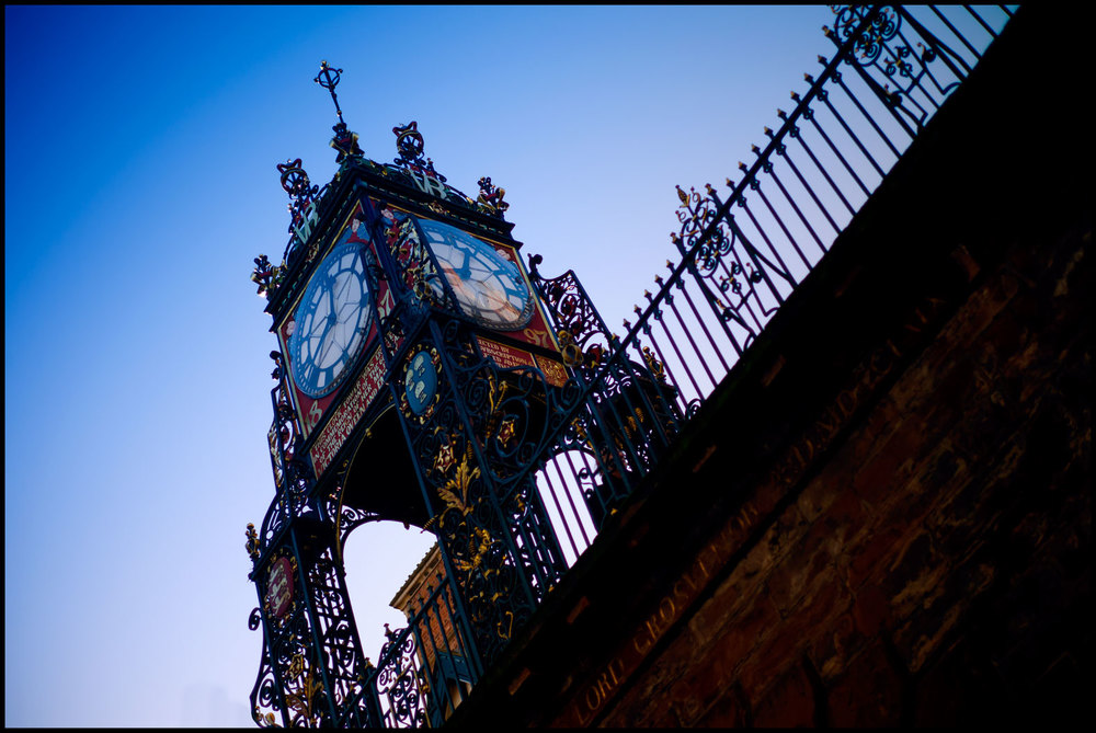 Eastgate, Chester.