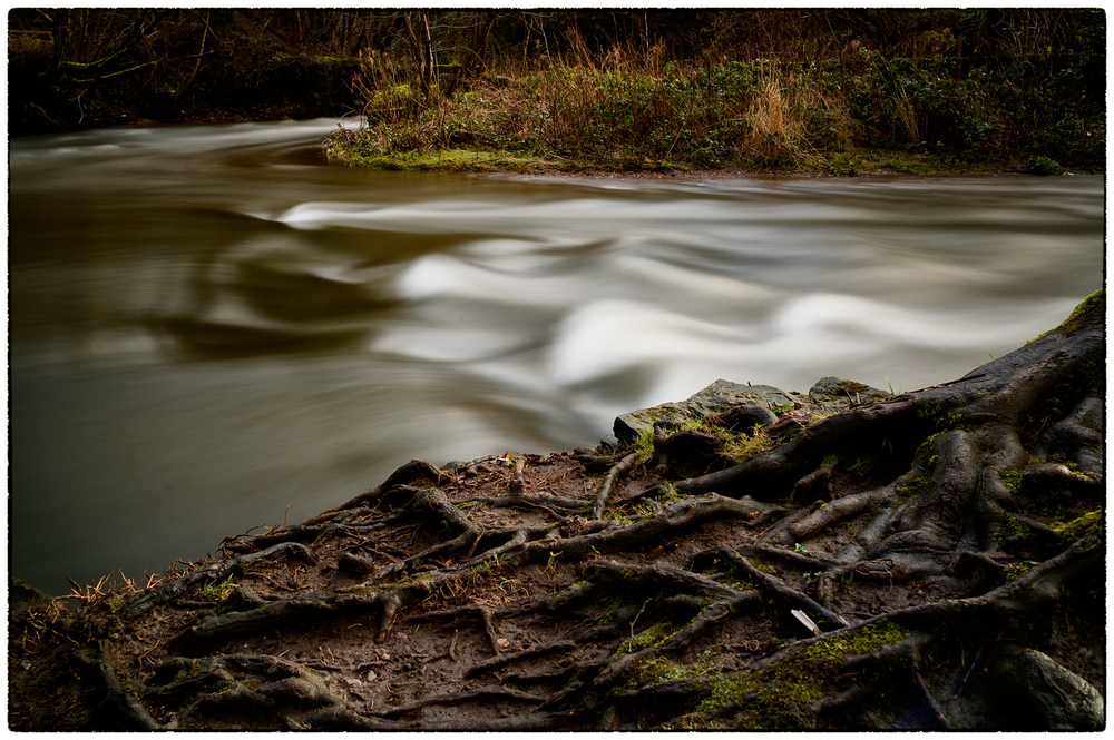 The River Alyn once again.