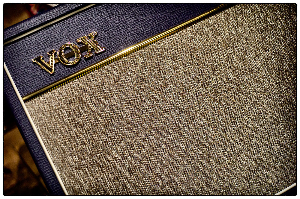 PICTURE OF THE DAY - VOX AC15, got a guitar amp for the first time in years.