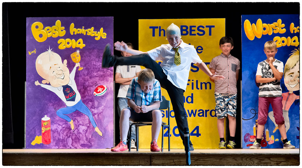 I cannot believe this is Ben's last week at primary school, this was the leavers assembly this afternoon. Hilarious and brilliant performances from everyone.