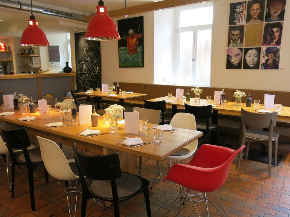 Heimatküche — Gasthaus Löwen