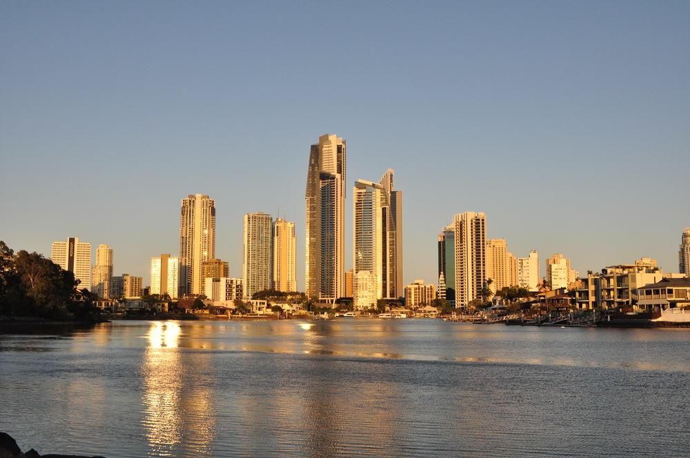 Gold coast cultural precinct cusp landscape for Landscape architect gold coast