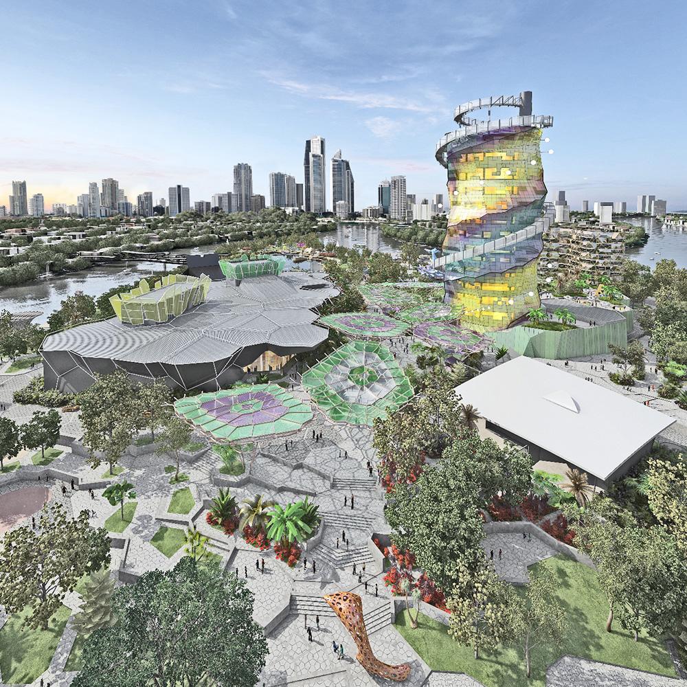 Outdoor Lights Gold Coast: Landscape Architecture + Urban Design
