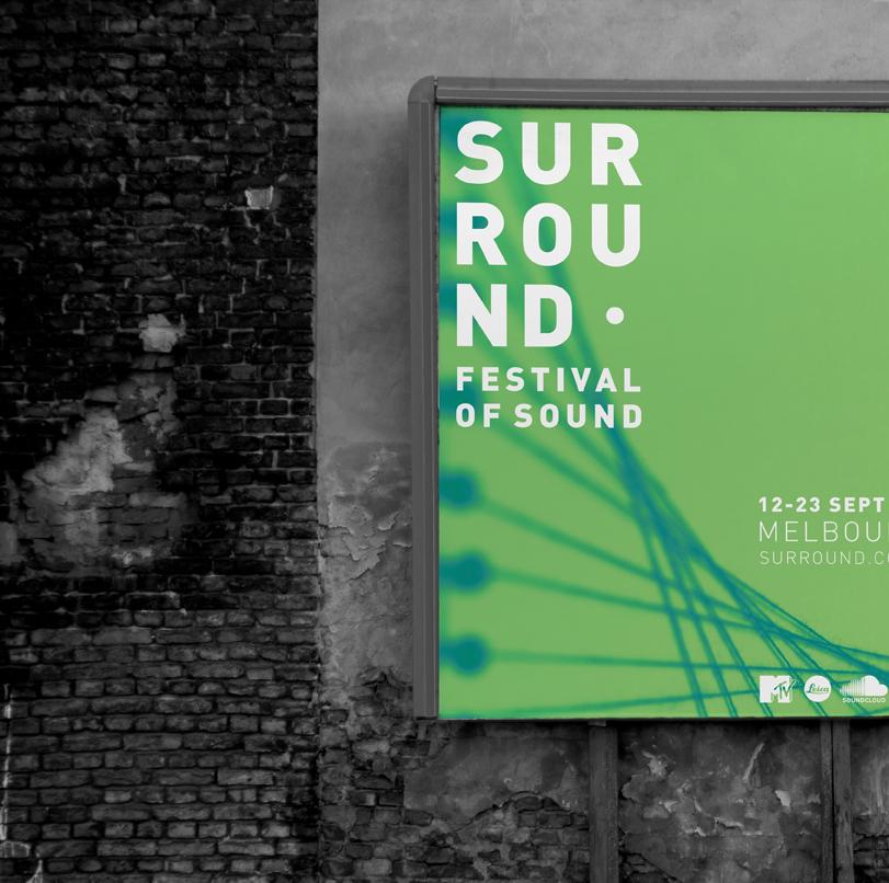 Sound Art Festival Identity