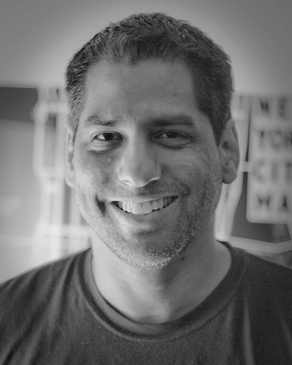 Producer Luis Eduardo Villamizar