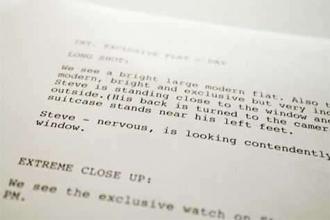 Abstract of the script.