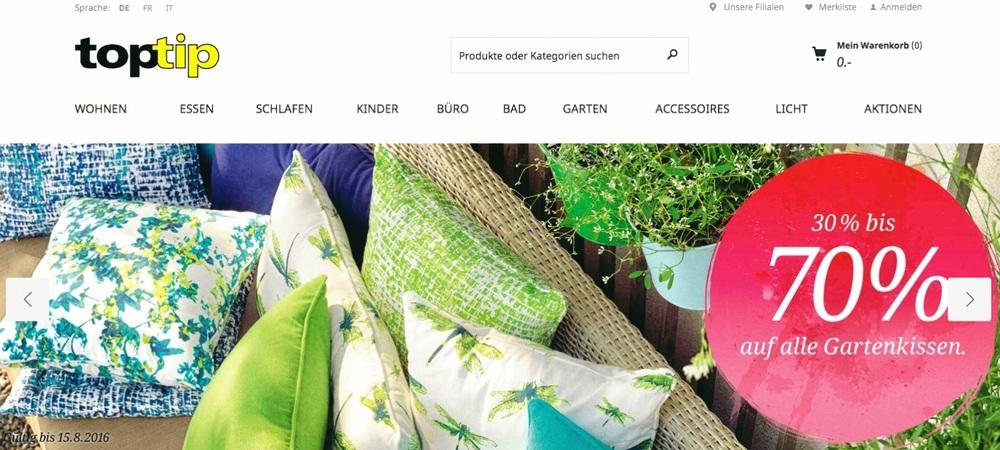 Online Shop Toptip