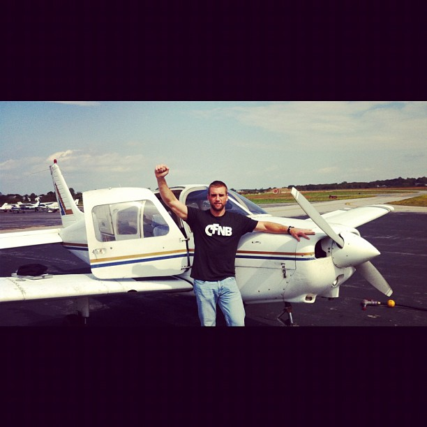 First Solo! (Taken with  Instagram )