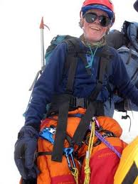 In 2009, then 66 year old Dawes Eddy of Spokane, Washington inspired us all with his summit of Mt. Everest via the South Col. Dawes' climb was documented on the television show, Everest: Beyond the Limit, which followed the teams of Eric Simonson (IMG) and Russell Brice (Himex). In the Spring of 2013 Dawes will once again attempt Everest only this time from the North side. If successful Dawes will become the oldest American to summit Mt. Everest.    http://www.eddyoneverest.com/
