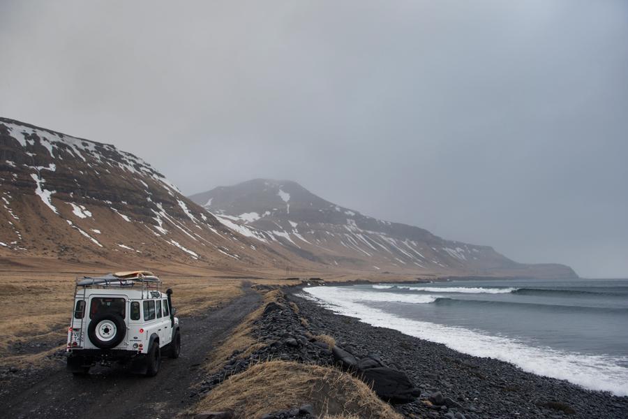 Iceland Surf -