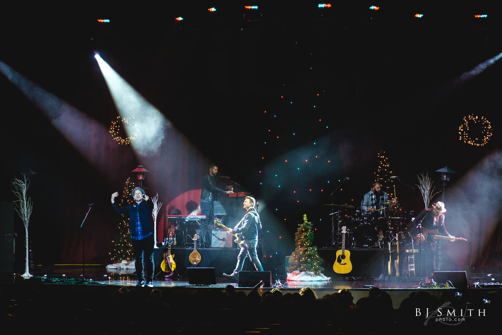 K-Love Christmas Tour 12.01.16 — B.J. Smith Photo
