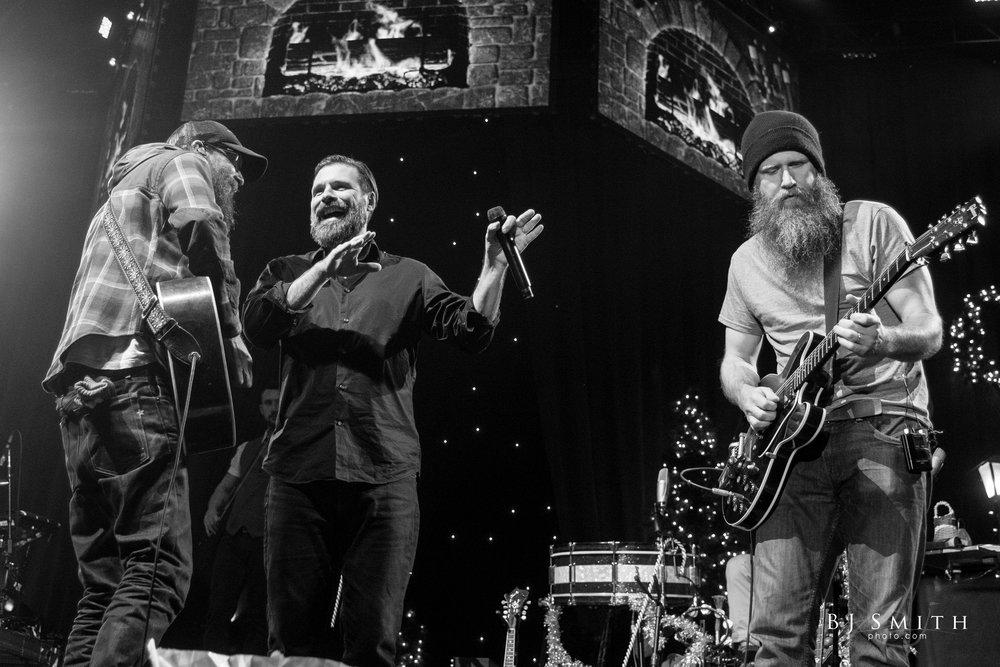 K-Love Christmas Tour 12.01.16 — B.J. Smith Photo