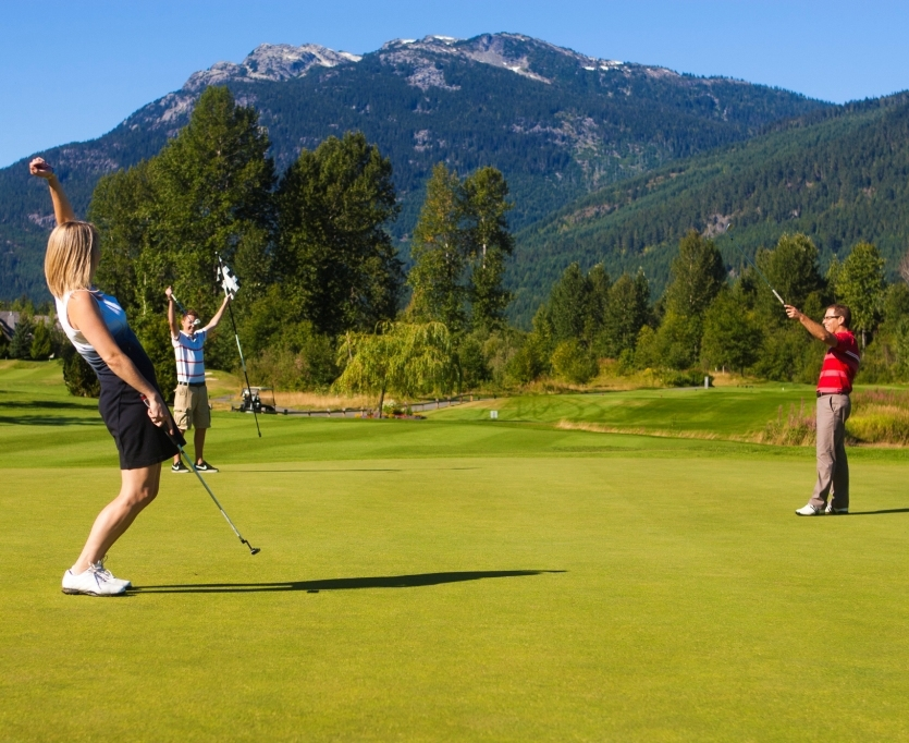 Great Golf Vacation Specials