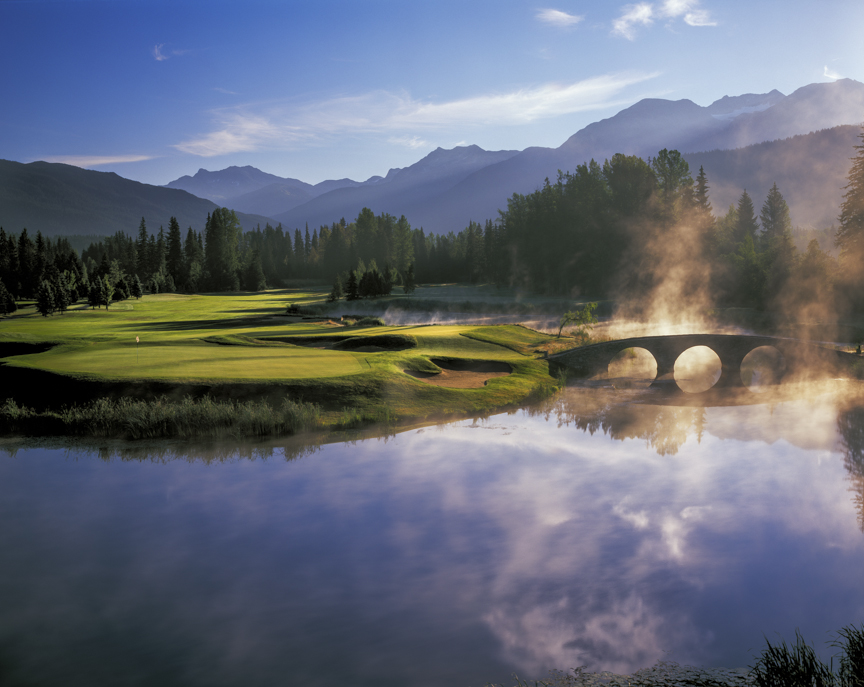 The Four Whistler Courses In British Columbia Golf Whistler