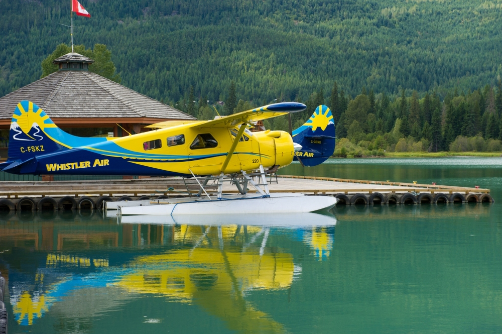 Whistler Air - direct from Vancouver twice daily