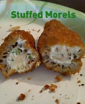 Stuffed Morels