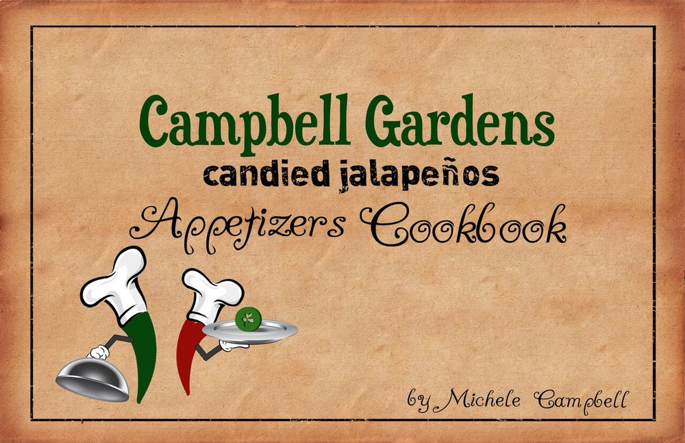 Check out our Campbell Gardens Cookbooks for amazing jalapeño recipes full of fun-filled flavor!