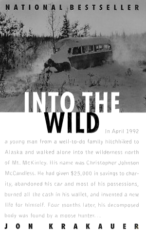 Into the Wild Jon Krakauer Read December 2014