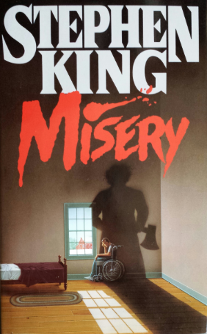 Misery  Stephen King  Read December 2014