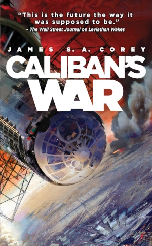 Caliban's War  James S. A. Corey  Read July 2016