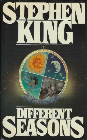 Different Seasons Stephen King Read in August-September 2017