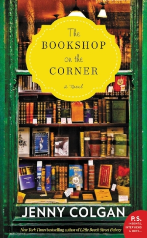 The Bookshop on the Corner  Jenny Colgan  Read December 2017
