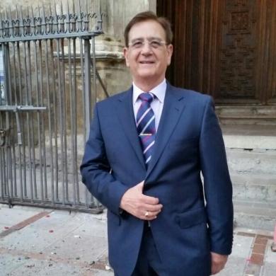 Don Andrés DÍAZ BARBERO, Abogado del I.C.A.M.