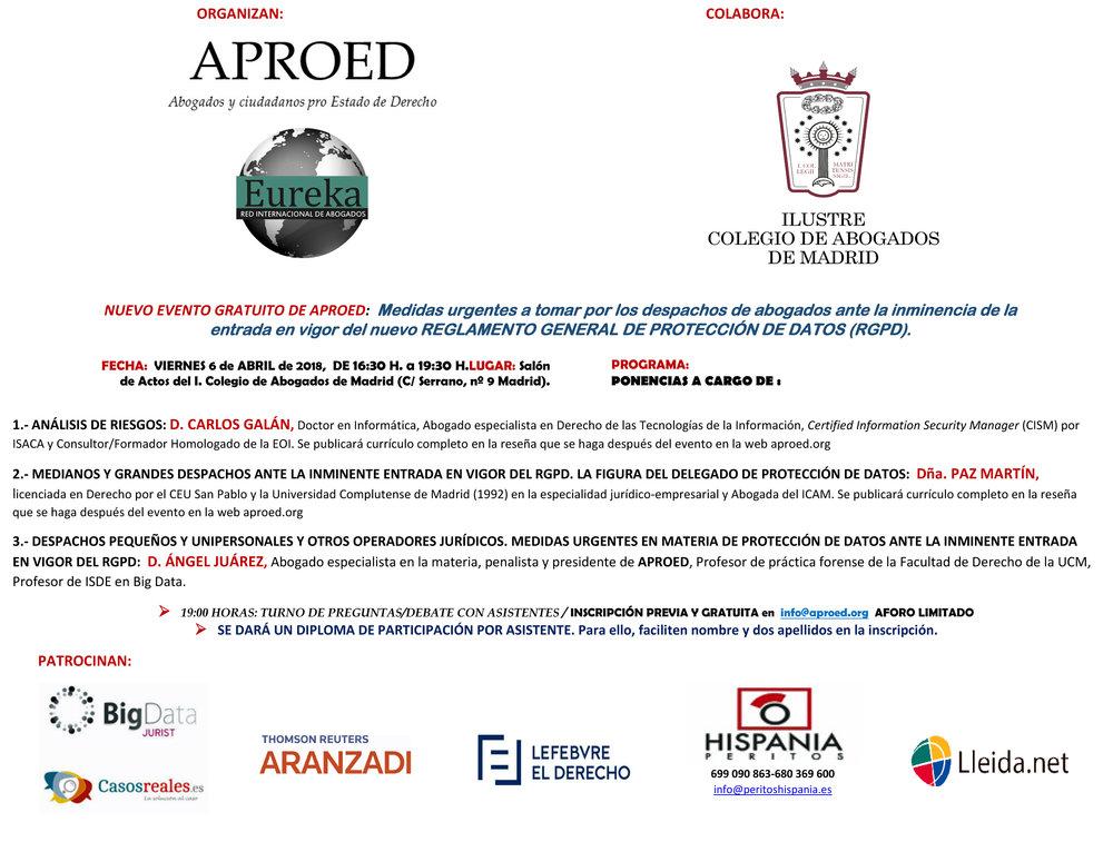 ABRIL 2018 MEDIDAS URGENTES ANTE LA ENTRADA EN VIGOR DEL RGPD cartel pdf.jpg