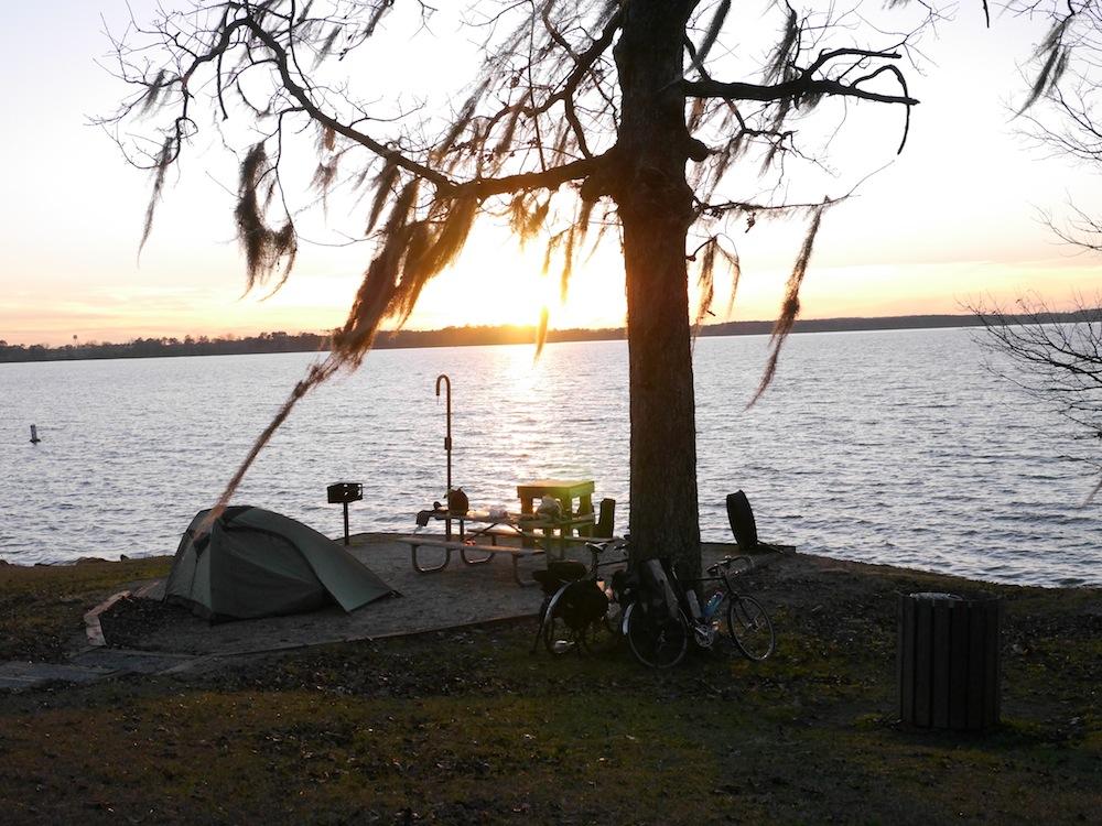 Lake seminole everything is tourrible for Lake seminole fishing