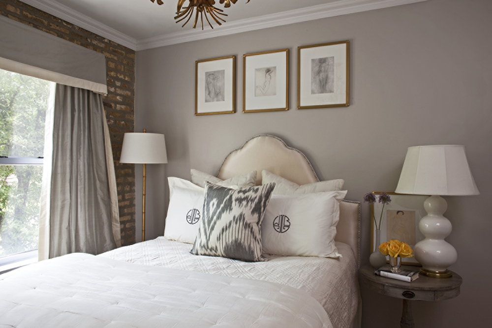 Bedroom by Wendy Labrum Interiors, LLC.