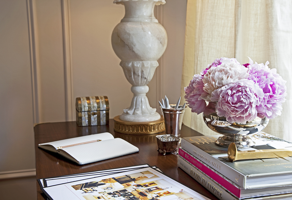Home Office by Wendy Labrum Interiors, LLC.