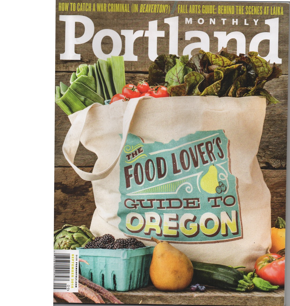 Portland Monthly September 2014 Issue