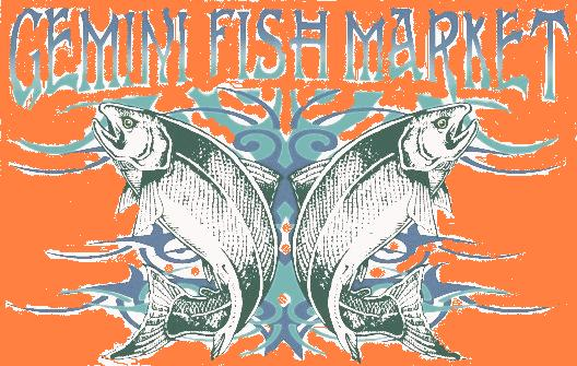 "Gemini Fish Market Multiple Locations ""Premier seafood market serving Seattle's East Side"""