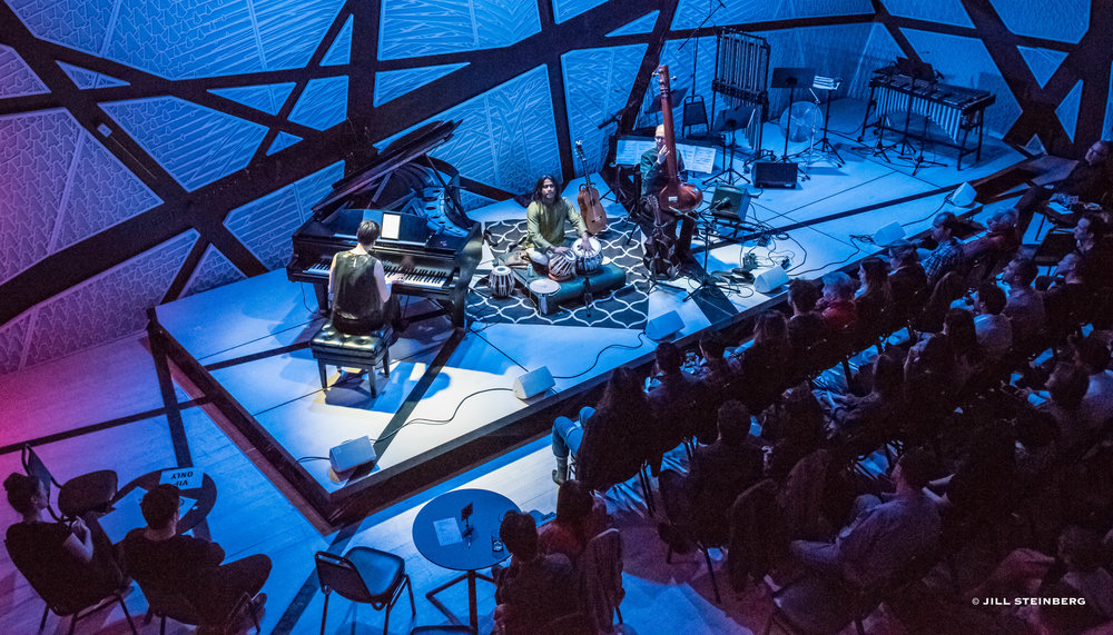 HISTORIES album release at National Sawdust, 5/4/17. Jill Steinberg Photography.