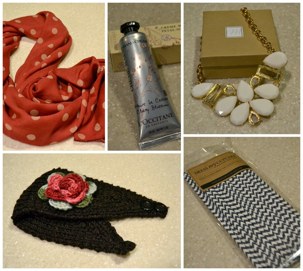 I really loved everything that was included in my box, but I also told myself that a box like this would be a really fun way to collect Christmas stocking stuffers for loved ones throughout the year. The only challenge would be not wanting to keep everything for yourself! - alizadventures.blogspot.com