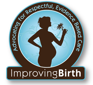 improving birth logo