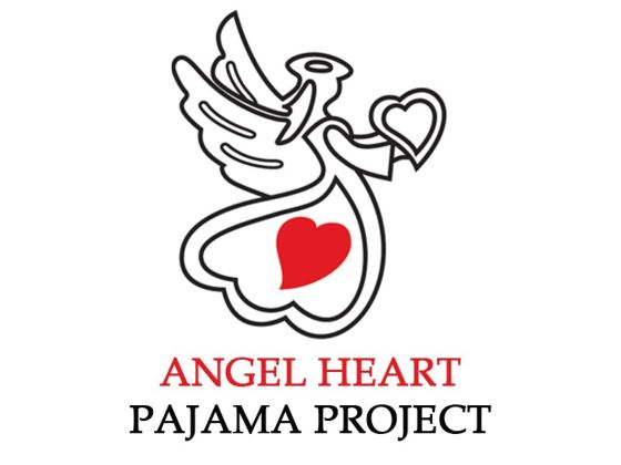 Angel Heart Pajama Project