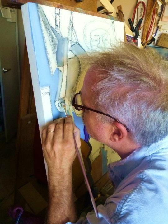 Peter A. Lang, Artist