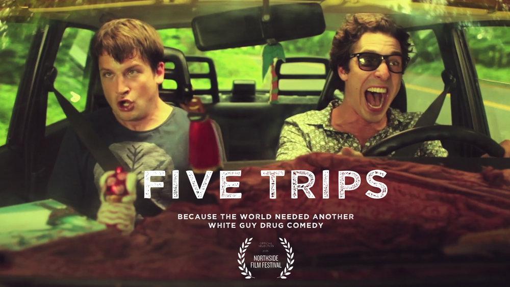 Five Trips (2014) - Short Film
