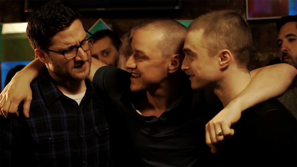 MTV After Hours with Josh Horowitz: James McAvoy & Daniel Radcliffe (2015) - Web Series