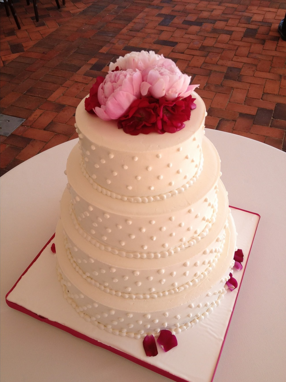 Wedding Specialty Cakes Vashon Island Baking Company